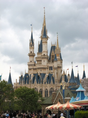 Tokio - Disneyland Tokyo